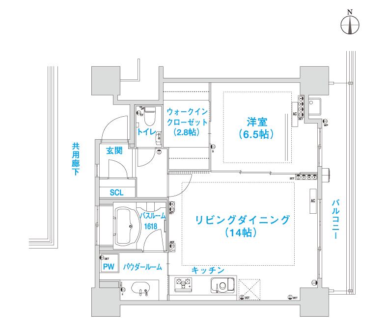 B-2 layout image