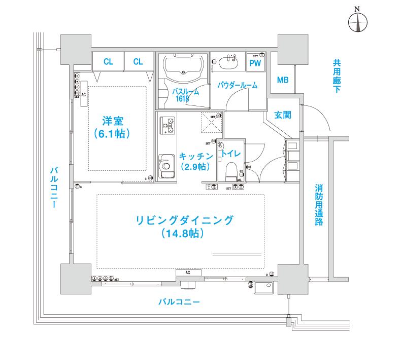 C-1 layout image