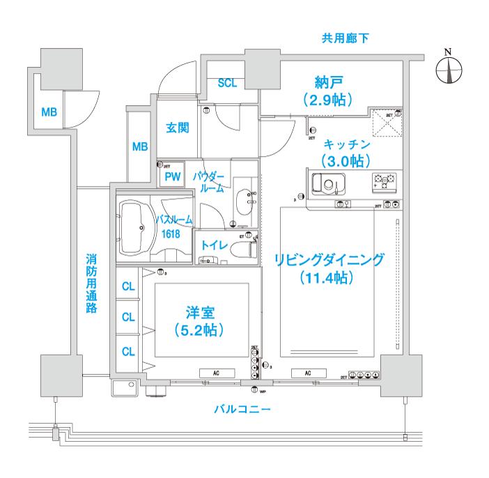 D-1 layout image