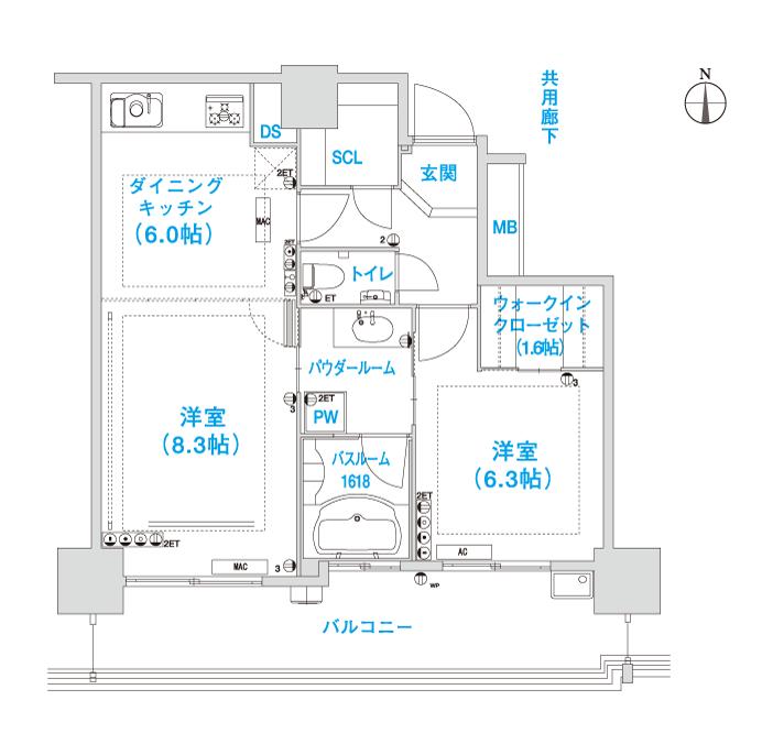 E-2 layout image