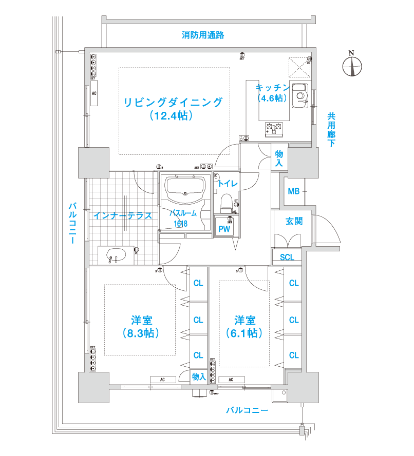 G-1 layout image