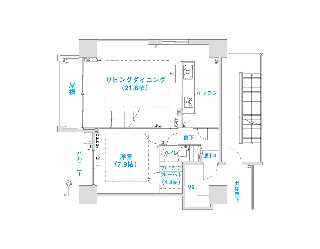 type J layout image