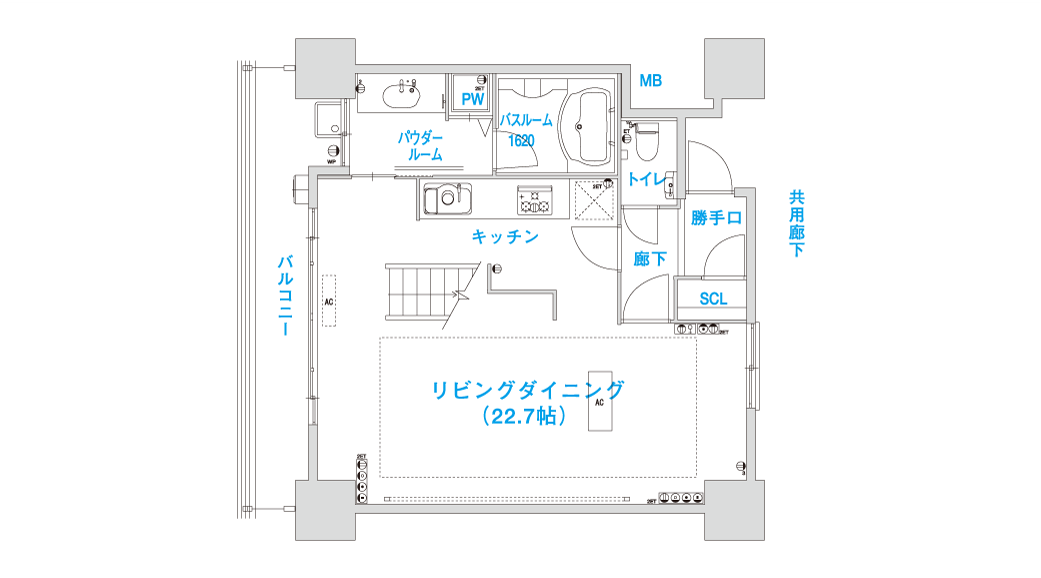 type K layout image