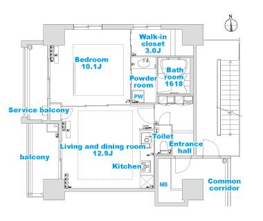 A-1 layout image