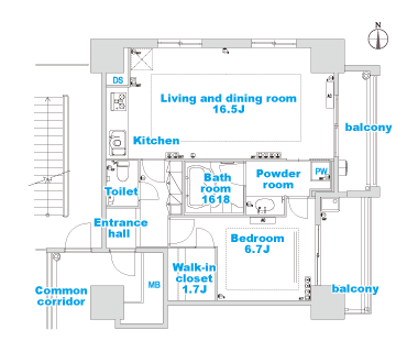 A-2 layout image