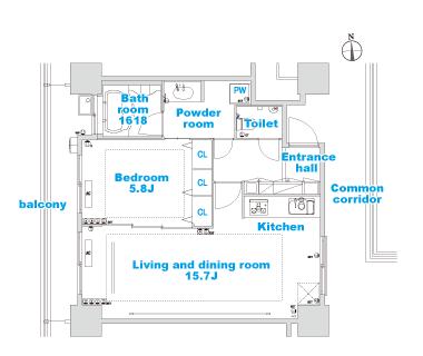 B-3 layout image