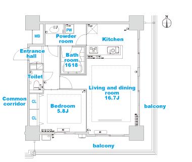 C-2 layout image