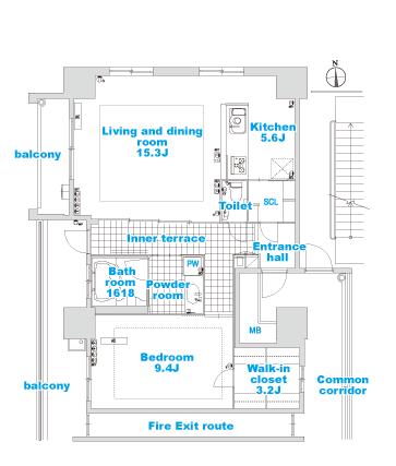 F layout image