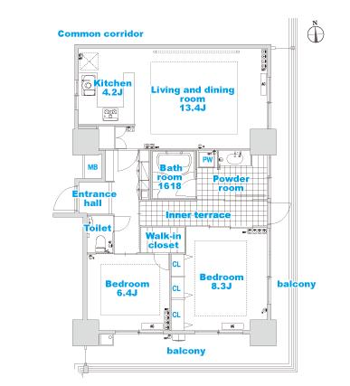G-2 layout image
