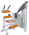Machines at the athletic gym