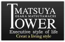 The matsuya tower rental apartment/condominium in Osaka