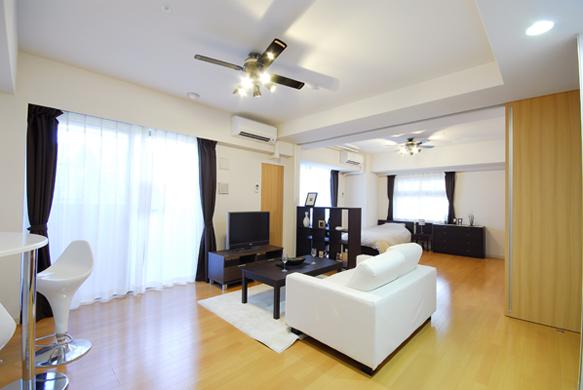 Model room - Living room