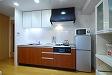 Model room - kitchen