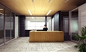 Image of the Matsuya tower reception