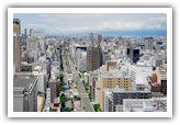 Ideal location to live in a big city /condominium in Osaka.